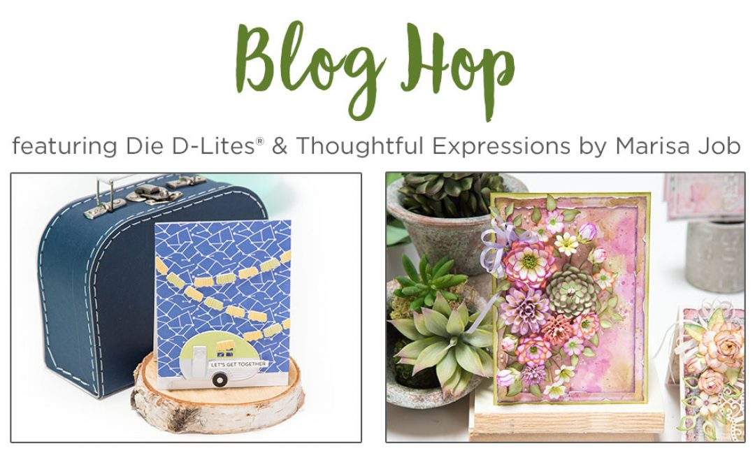 January 2018 Release Collections Blog Hop + Giveaways