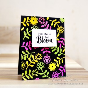 Spellbinders January 2018 Small Die Of The Month #SpellbindersClubKits