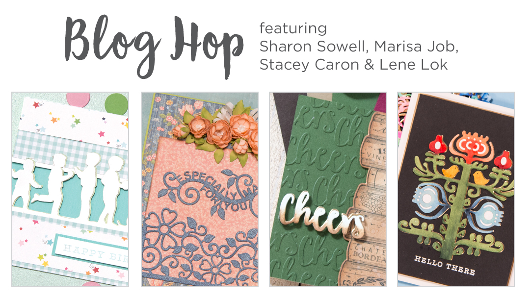 April 2018 Release – Little Loves, Blooming Garden, Wine Country and Folk Art Collections. Blog Hop + Giveaway