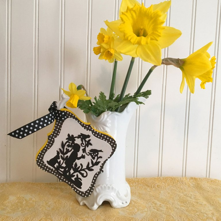Spring Crafting in a Pinch with Sharyn Sowell