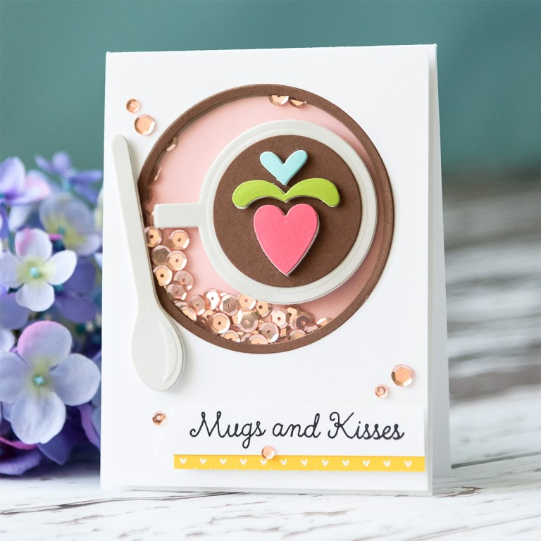 Spellbinders Cuppa Coffee, Cuppa Tea Inspiration | Collection Introduction by Sharyn Sowell