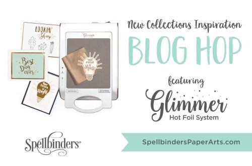 Spellbinders Glimmer Hot Foil Release