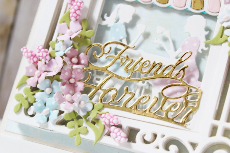 Shadowbox Collection by Becca Feeken - Inspiration   Shadowbox Ideas with Hussena Calcuttawala for Spellbinders