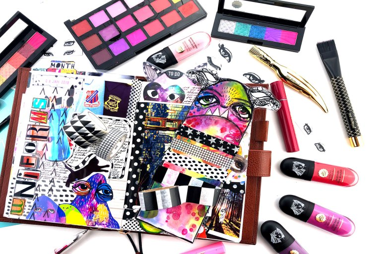 Video: Creature Companions by Courtney Diaz featuring Making Faces Collection by Jane Davenport for Spellbinder