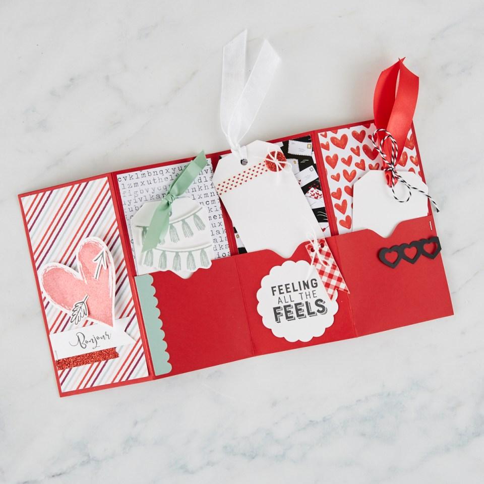 FSJ Valentine's Day Pocket Card