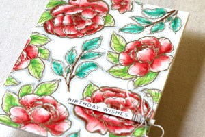 Just Add Color Inspiration   Floral Cards with Yoonsun Hur