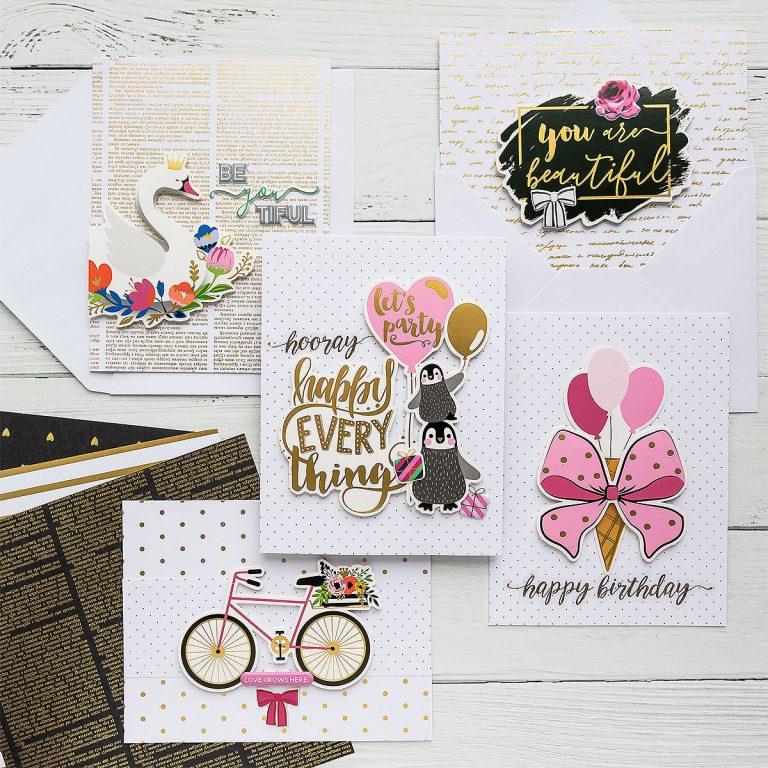 Card Club Kit Extras! February 2019 Edition