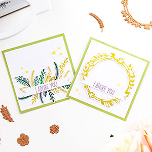Spellbinders Glimmer Hot Foil Kit of the Month