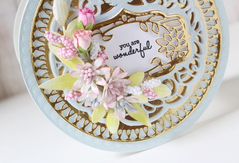 Vintage Treasures Collection Inspiration | Handmade Cards with Hussena Calcuttawala
