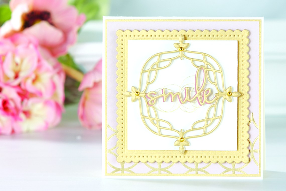 """Using Just Stamps & Dies! May """"Stay Wild"""" 2019 Card Kit of the Month Edition"""