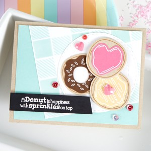 FSJ June 2019 Stamp of the Month is Here - Sprinkled With Love