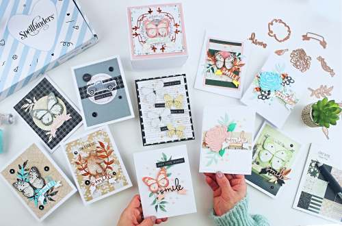 Spellbinders May Clubs Inspiration Roundup!