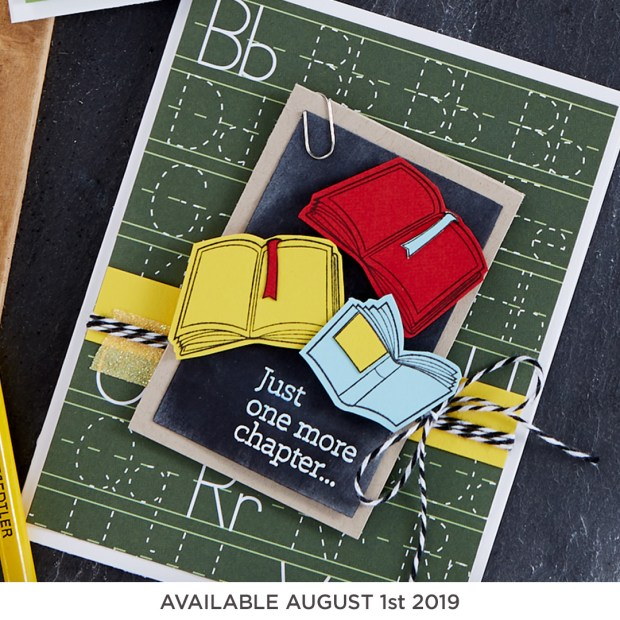 Coming Soon! Spellbinders August 2019 Clubs - Stamp of the Month
