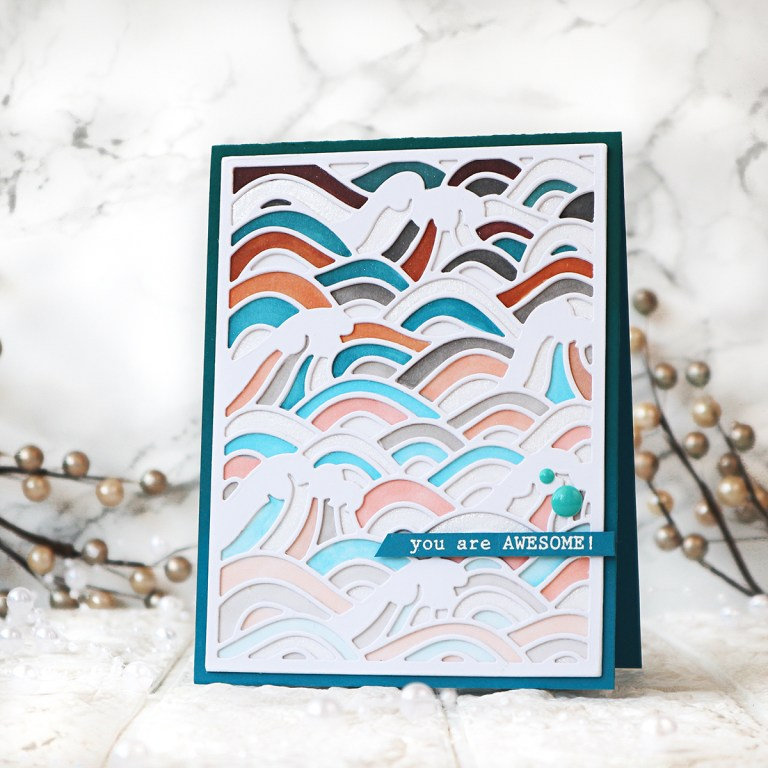Spellbinders Destinations Japan Collection by Lene Lok - Inspiration | Handmade Cards by TaeEun #Spellbinders #NeverStopMaking #DieCutting