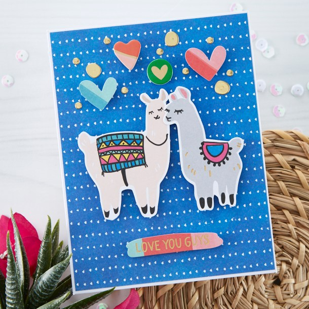 Spellbinders June 2020 Card Kit of the Month is Here – Life is a Party #Spellbinders #NeverStopMaking #CardKit #Cardmaking