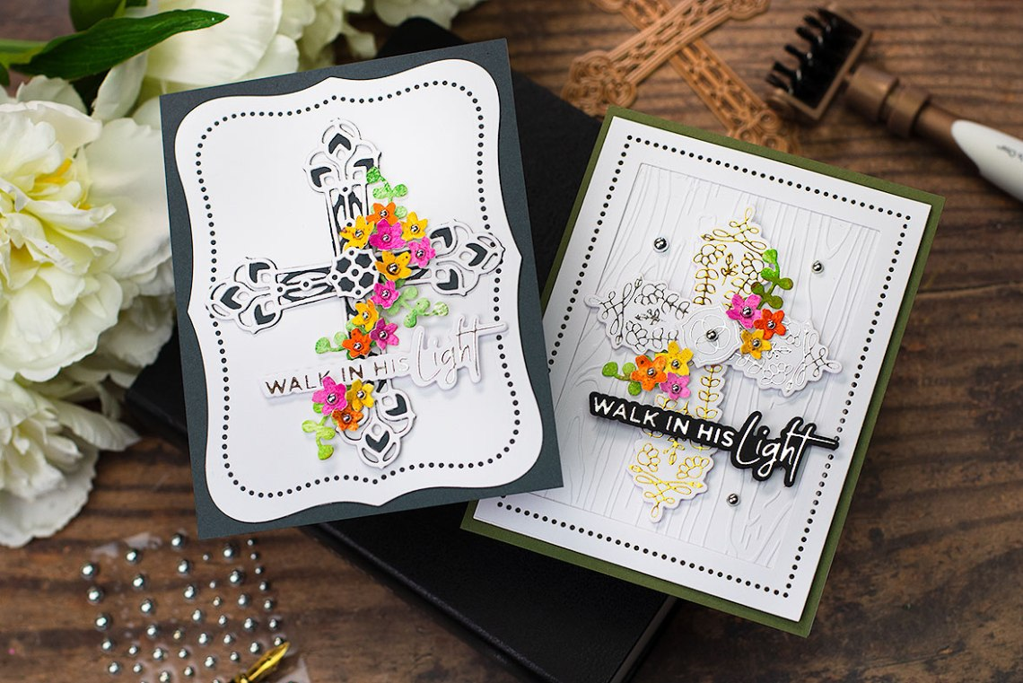 Expressions of Faith Collection Inspiration with Bibi Cameron