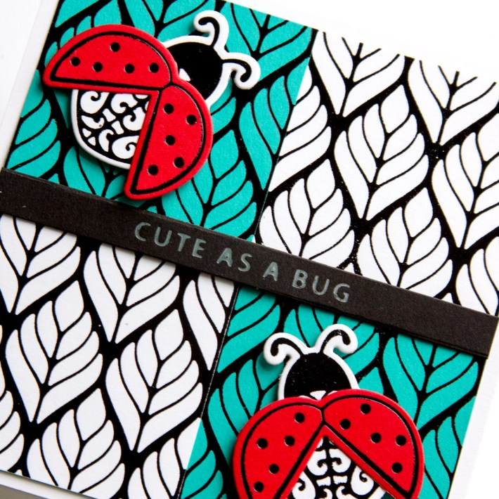 Fashionably Fun – Sweet Cardlets Cards by Jean Manis for Spellbinders