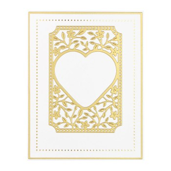 January 2021 Glimmer Hot Foil Kit of the Month is Here – Calligraphy Hearts