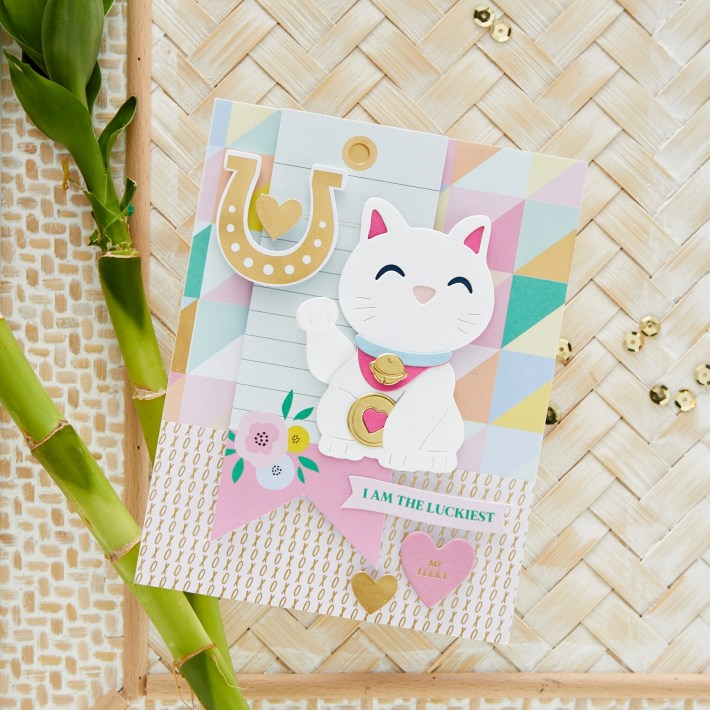 January 2021 Card Kit of the Month is Here – Lucky Love