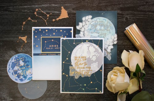 Celestial Zodiacs Collection - Inspiration with Marie Heiderscheit