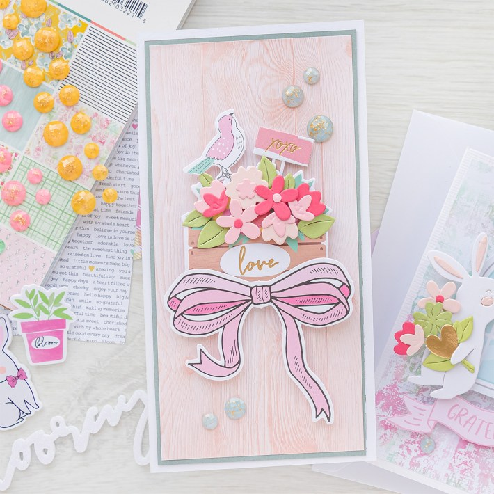 March 2021 Card Kit of the Month is Here – Celebrate Spring