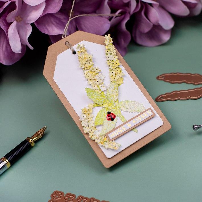 Susan's Spring Flora Collection Inspiration with Bibi Cameron