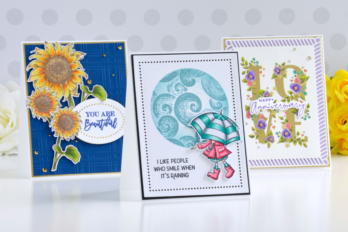 Cardmaker Stamp Collection – Card Inspiration with Annie Williams
