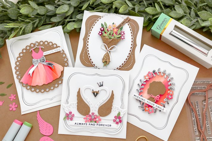 Truly Yours Collection Inspiration with Lisa Mensing