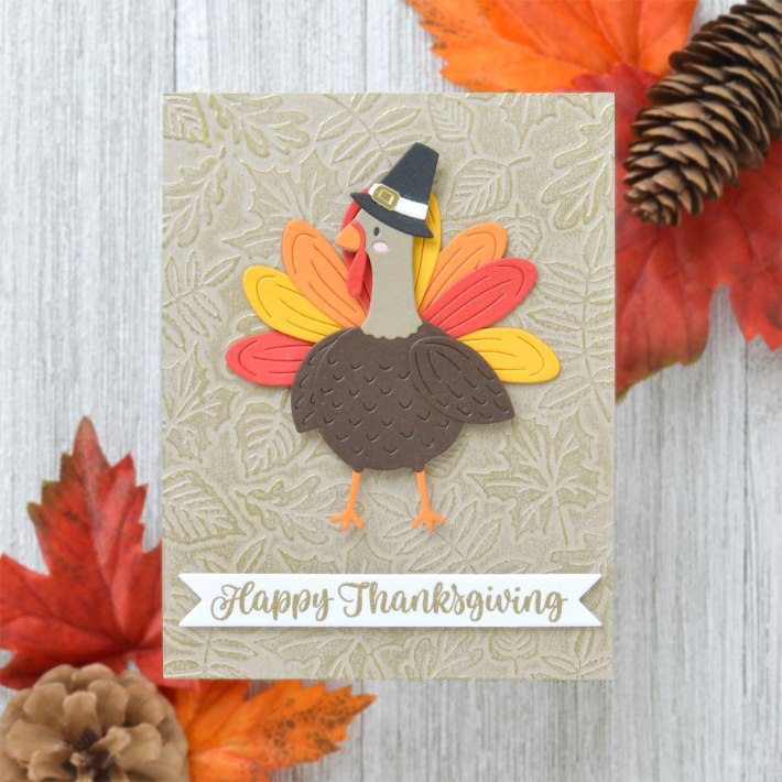 Fall Traditions Collection – Thank You Card Inspiration with Annie Williams