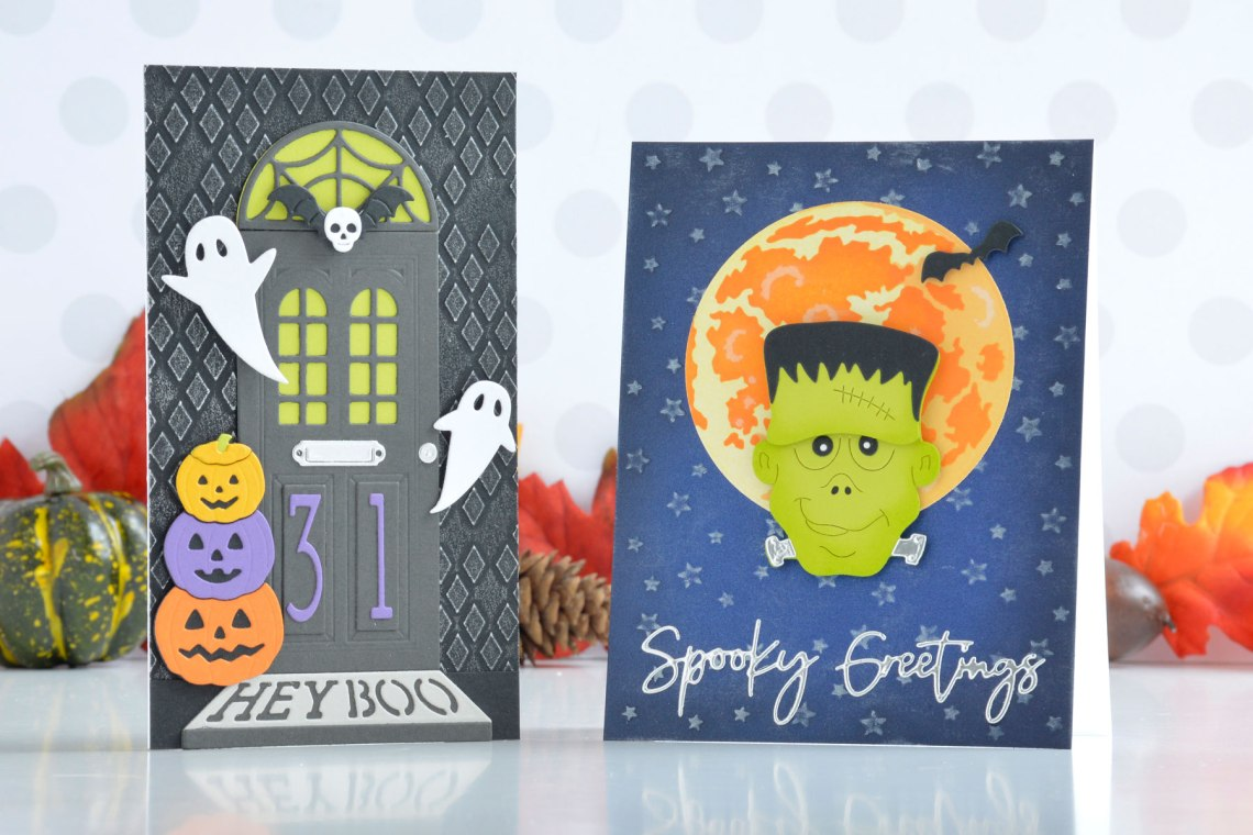 Halloween Collection – Spooky and Fun Card Inspiration with Annie Williams