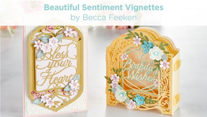 Becca Feeken's New Vignette Dies | Spellbinders Live