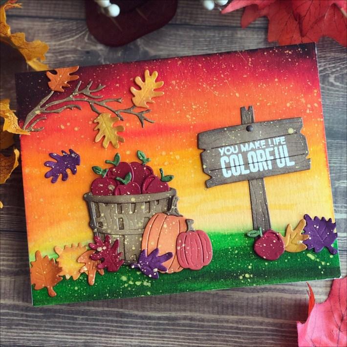 Happy Harvest Collection Inspiration with Jennifer Kotas