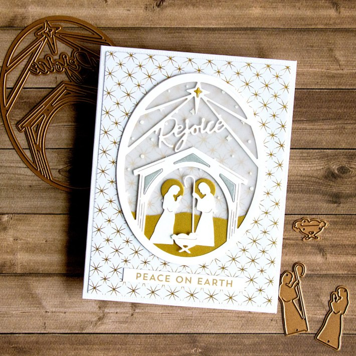 The Christmas Traditions Collection – Three Takes on the Nativity Scene