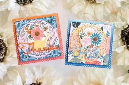 Sweet Serenade Notecards with Laura Evangeline