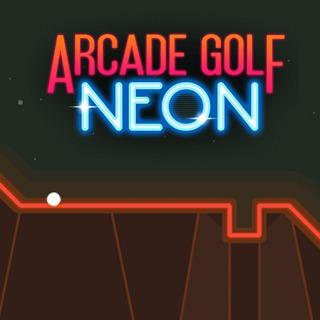 Arcade Golf NEON