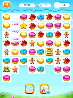 Cookie Crush spelen