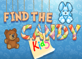 Find the Candy 3 Kids
