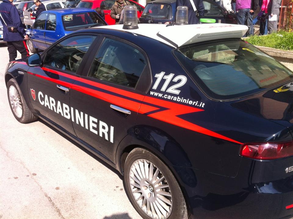 Carabinieri di Cannara arrestano due ladri, erano già ai domiciliari