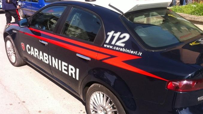 Carabinieri di Cannara arrestano due persone, erano già ai domiciliari