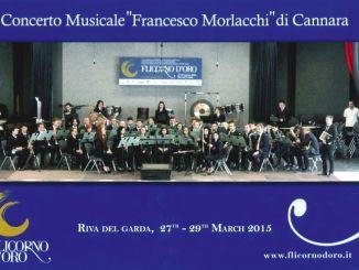 Banda Musicale di Cannara protagonista a Perugia per San Matteo