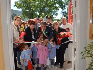"""Capitan Loreto, inaugurata la scuola d'infanzia """"Santa Luciola"""""""