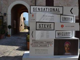 Sensational Umbria Steve McCurry a Spello nelle sale della Pinacoteca