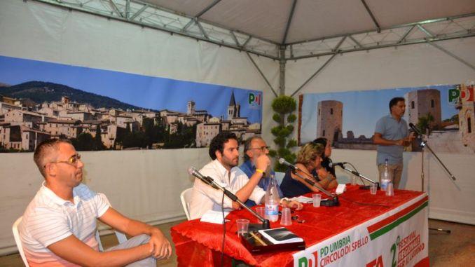 Festa Pd Spello, partenza entusiasmante per il terzo festival