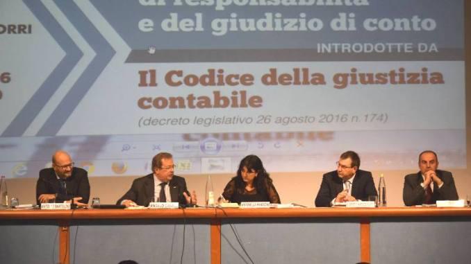 Villa Umbra,Antonella Manzione, al convegno su codice Giustizia Contabile