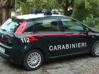 A Spello arrestato uno straniero perché rubava in una autovettura