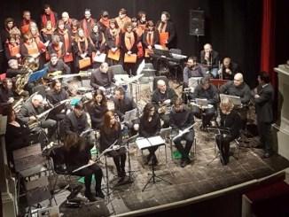 Filarmonica Properzio, Spello, concerto celebrativo dei 40 anni della fondazione