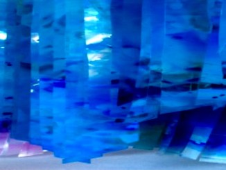 L'artista Barbara Crawford dedica un'installazione alla città di Spello