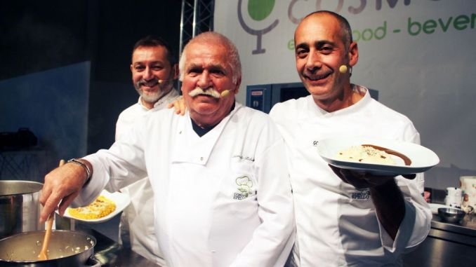 Spello capitale dell'Olio Nuovo incontra la cucina italiana