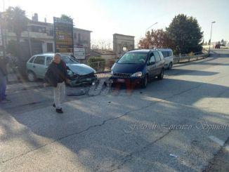 Spello, incidente all'uscita dalla 75 Centrale Umbra, un ferito lieve