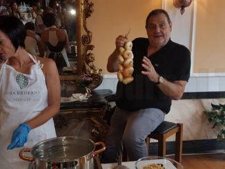 Cannara, c'è il tocco di Gianfranco Vissani alla Festa della Cipolla
